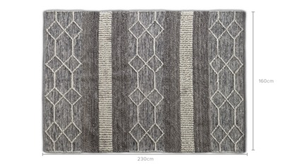 dimension of Medhi Rug