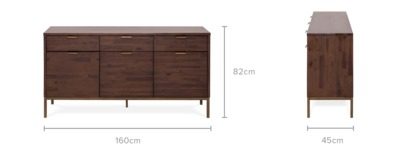 dimension of Chadstone Sideboard