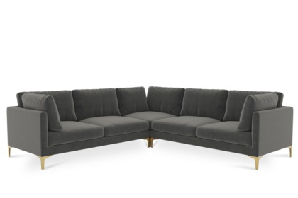 Adams L Shape Sectional Sofa