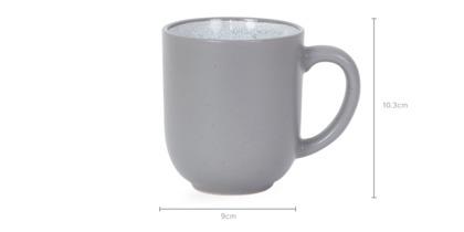 dimension of Aiko 4-Piece Mug Set