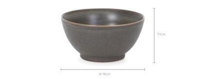 dimension of Haru 4-Piece Bowl  Set