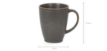 dimension of Haru 4-Piece Mug Set