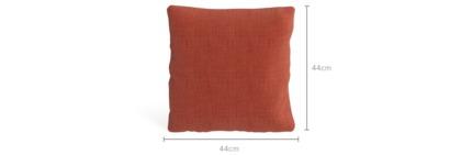 dimension of Duna Throw Cushion (44cm x 44cm)