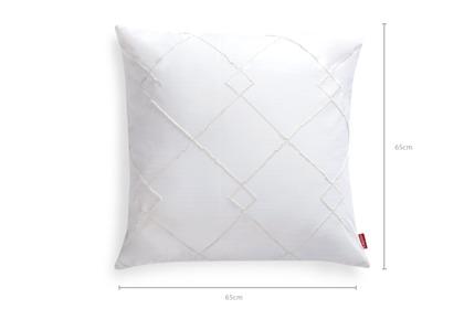 dimension of Medina Square Pillow Case Set of 2