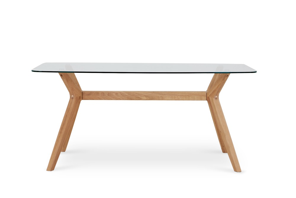 Bess Dining Table, 150cm | Castlery Singapore