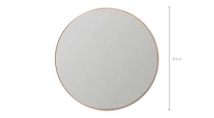 dimension of Octavio Wall Mirror