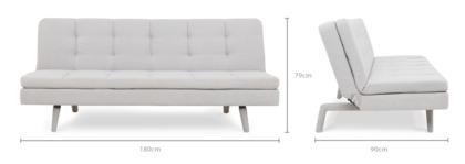 dimension of Frances Sofa Bed