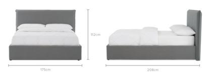 dimension of Orlando Bed
