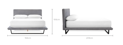 dimension of Marco Bed