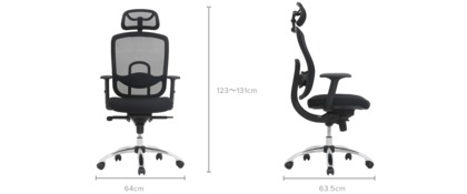 dimension of Richard Office Chair