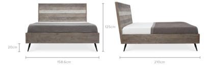 dimension of Cayson Bed