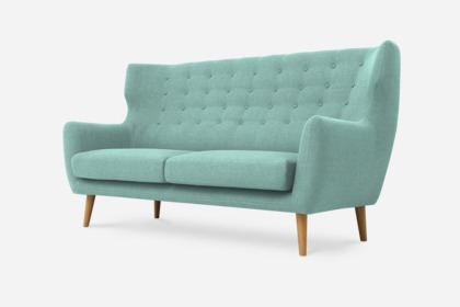 Top Beck Sofa, Tiffany Blue | Castlery Singapore JN04