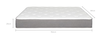 dimension of Alber Mattress, High Density Pocket Spring